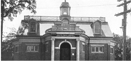 Historical image of Codman Square Health Center