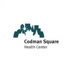 codman square health center logo