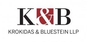 Krokidas & Bluestein LLP Logo