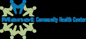 Manet community health center logo