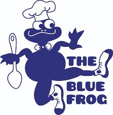 Blue Frog Bakery logo