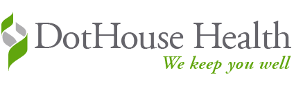 DotHouse Health Logo