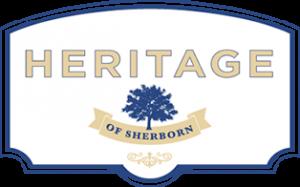 Heritage of Sherborn logo