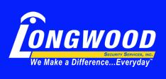 Longwood Security Logo