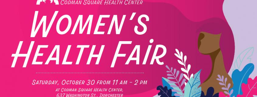 Women's Health Fair